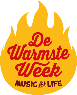 The music for life logo