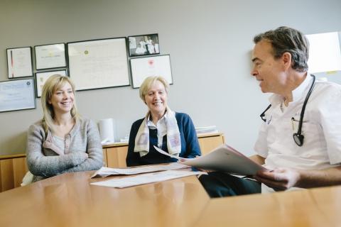 Consultatie cardiologie